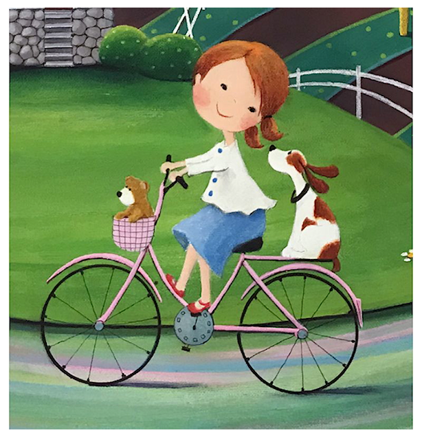 A bicyclette ... 180705125248708530