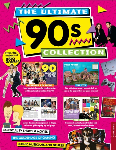 Review - The Ultimate 90's Collection Bookazine by