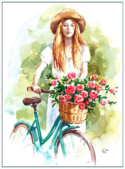 A bicyclette ... 180707122517338519