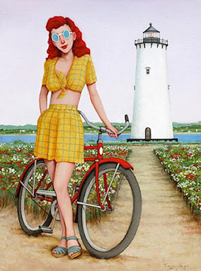 A bicyclette ... 180707122642558213