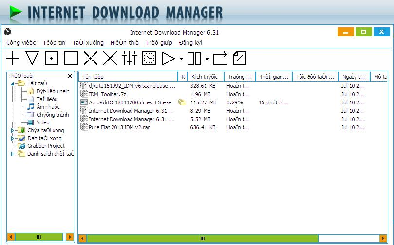 Internet Download Manager 6.31 Build 5 + Retail [Multilingual] 180711035037701534
