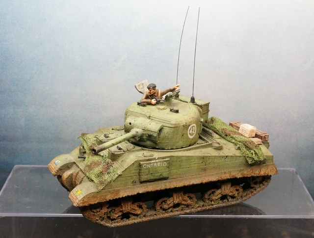Première Armée Canadienne, Normandie 1944 180713052824462477