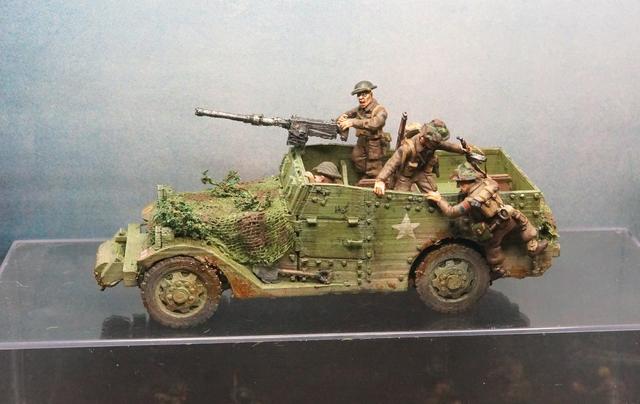Première Armée Canadienne, Normandie 1944 180713053201295056