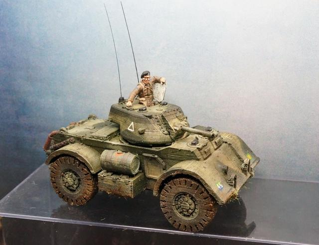 Première Armée Canadienne, Normandie 1944 180713053429345911
