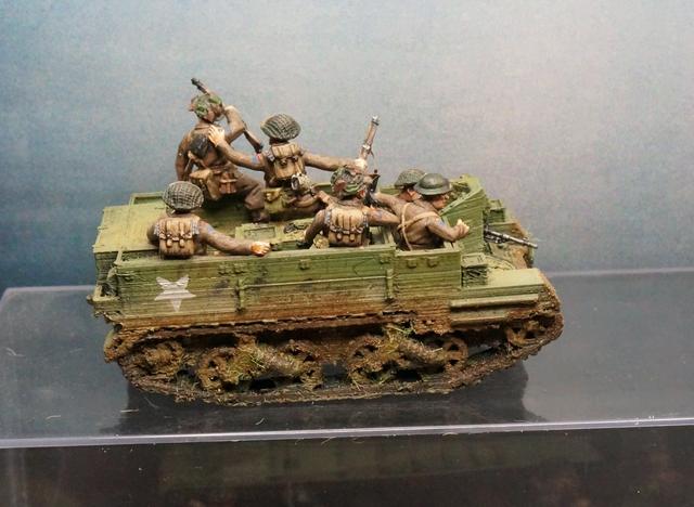 Première Armée Canadienne, Normandie 1944 180713053657154423