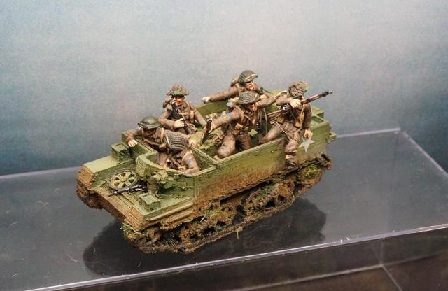 Première Armée Canadienne, Normandie 1944 180713053900323210