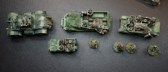 Première Armée Canadienne, Normandie 1944 180713054324675976