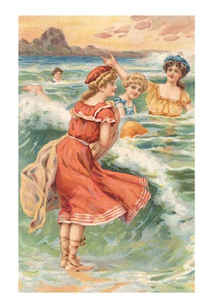 """Illustrations ... pour l'été ... Plage et """"farniente"""" ... 180713123159149012"""