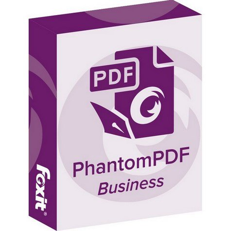 Poster for Foxit PhantomPDF Business 10 1 0 37527