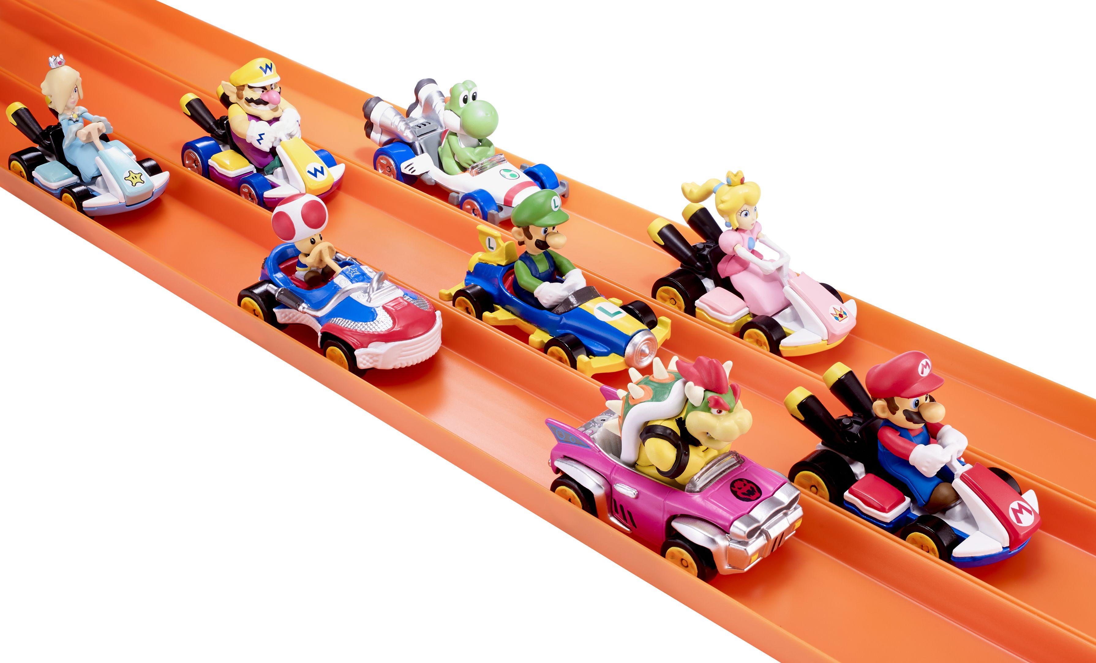 Couleurs Signent Jouets Et Aux Pour Hot Des Wheels Nintendo Mattel txhQBsrdC
