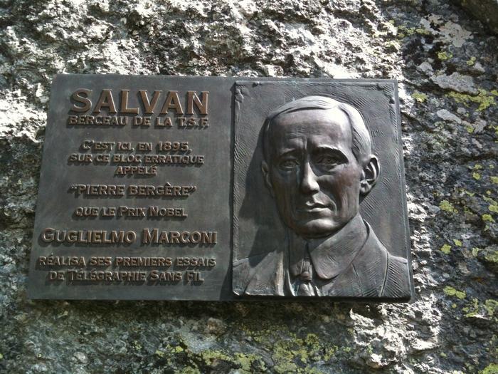 """Exposition """"Marconi et le Titanic"""" à Salvan [Suisse] 180719083535840026"""