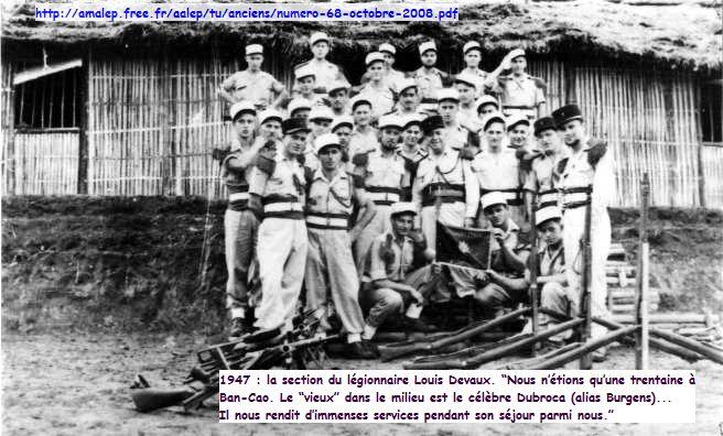 Sergent-Major BURGENS ancien dignitaire de VICHY  180720012229558346