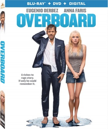 Overboard (2018) poster image