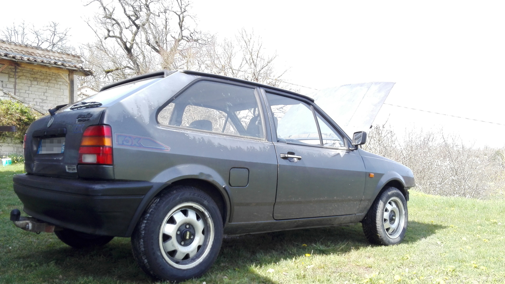 Polo 87C 2F 1993 Gris Perlé 180721063020533881