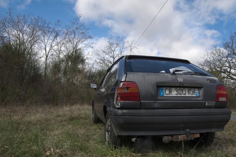 Polo 87C 2F 1993 Gris Perlé 180721065018493975
