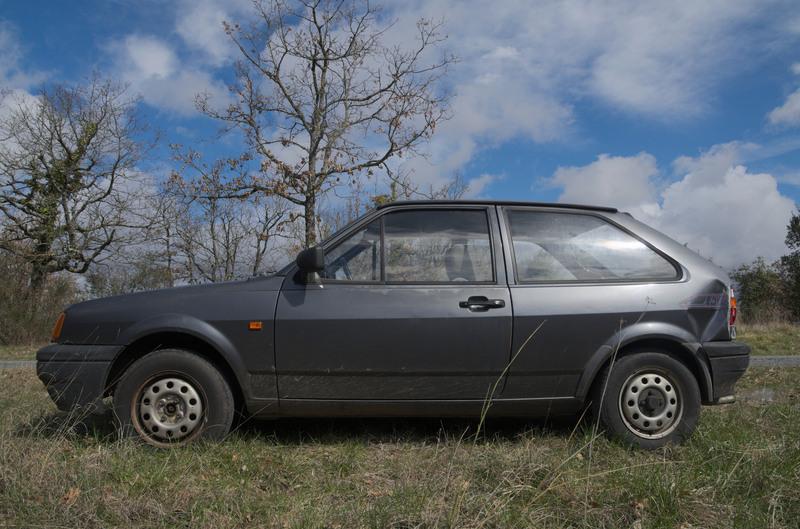 Polo 87C 2F 1993 Gris Perlé 180721065030124409