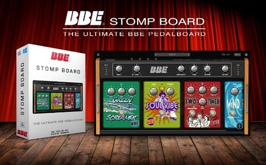 BBE Stomp Board v1.0.0 180721085935552019