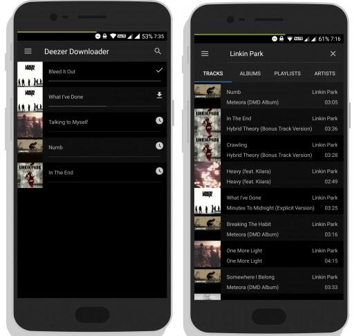 Deezloader For Android v2 3 4 [Download music in FLAC & 320kbps]-P2P