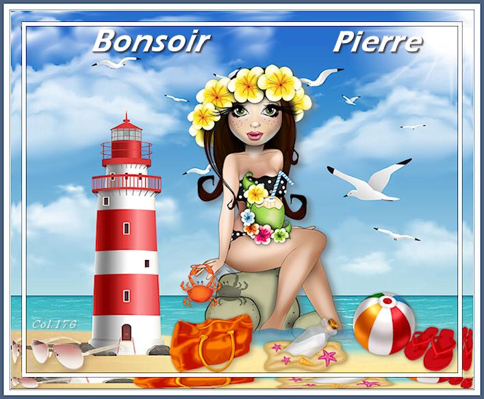 Des Bonjours/Bonsoirs d'ETE de Colombine 180724072957753800