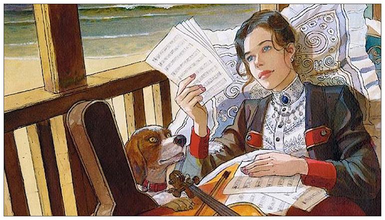 """"""" La Musique adoucit les moeurs """" ( Aristote ) 180724103935428165"""