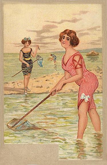 """Illustrations ... pour l'été ... Plage et """"farniente"""" ... 180724113105639661"""