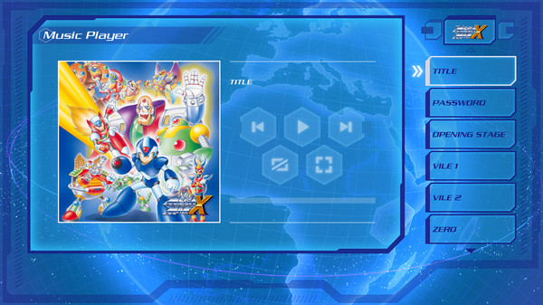 Mega Man X Legacy Collection image 1