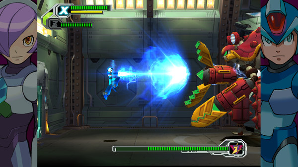Mega Man X Legacy Collection 2 image 1