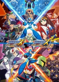 Poster for Mega Man X Legacy Collection 2