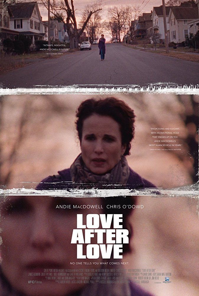 Love After Love (2017) poster image