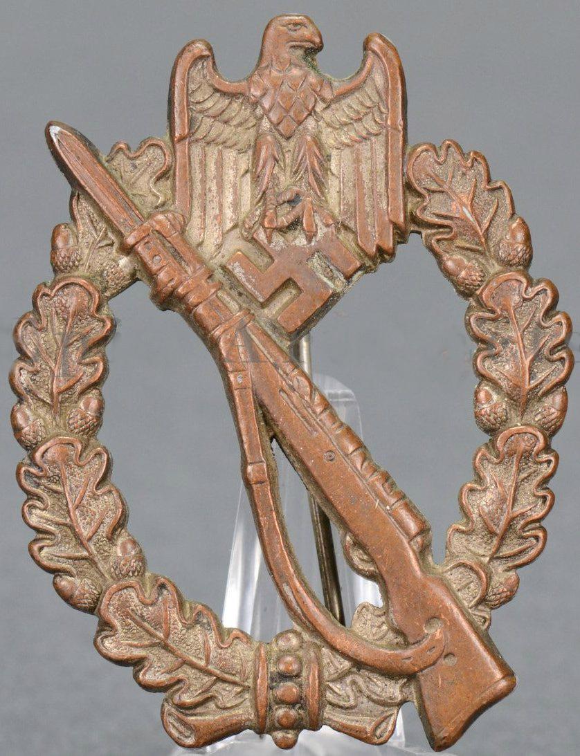 Infanterie Sturmabzeichen en CuAl ? 18073111524331985