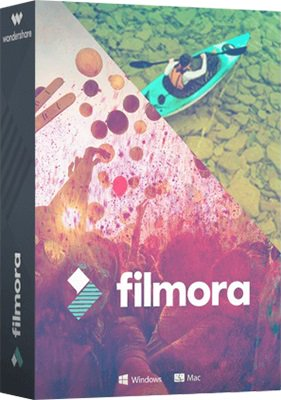 Poster for Wondershare Filmora 9 6 1 8