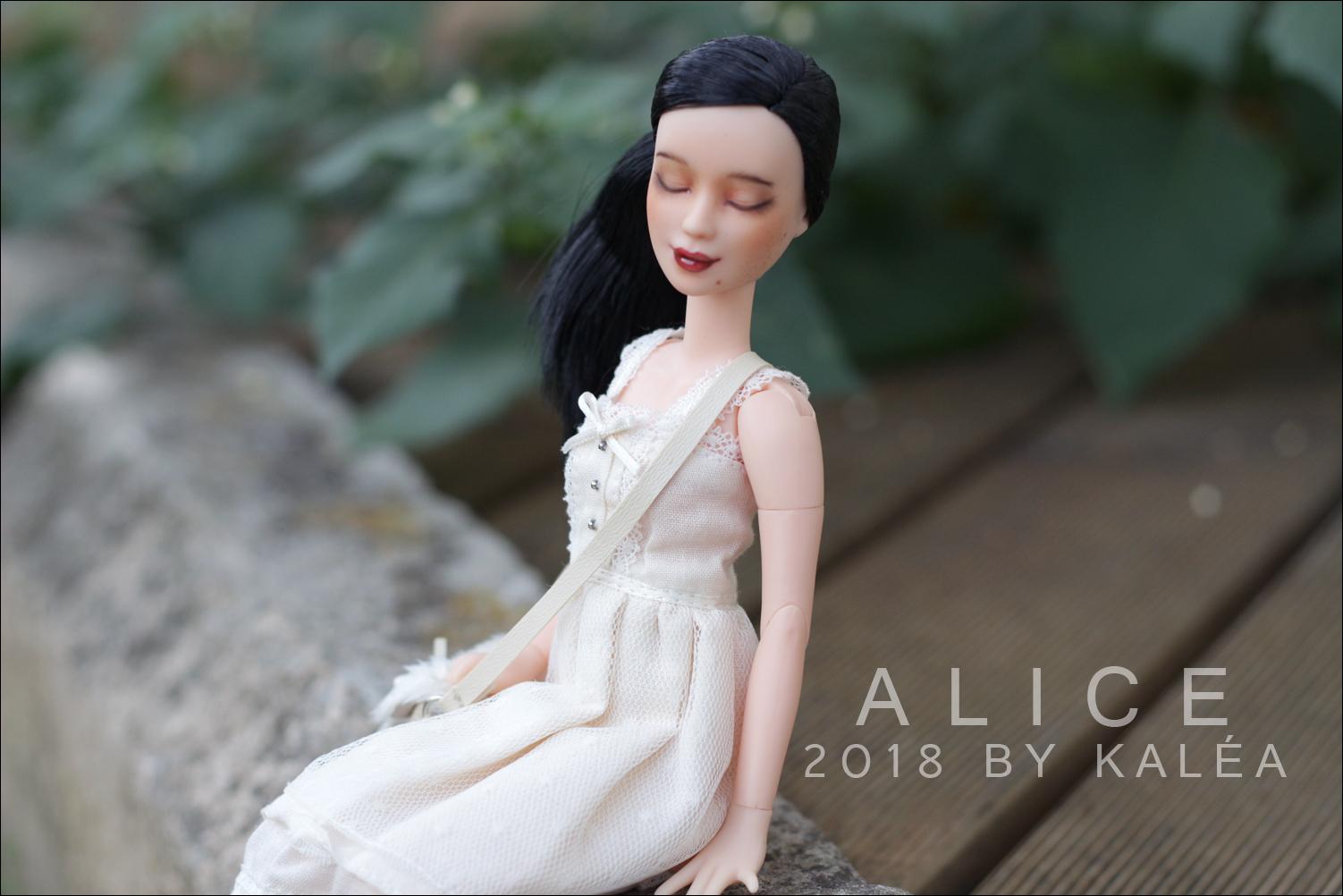 VENDS - Pure neemo, barbie repaint prix baissé - Pullip FC 180802024343958942
