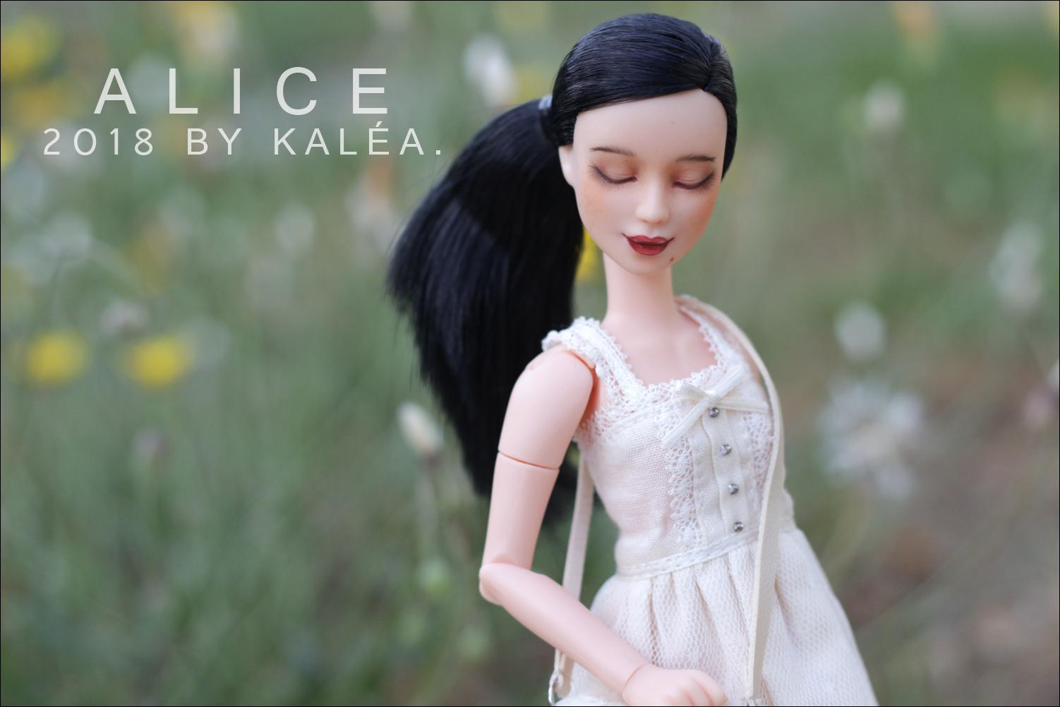 VENDS - Pure neemo, barbie repaint prix baissé - Pullip FC 180802024404697211