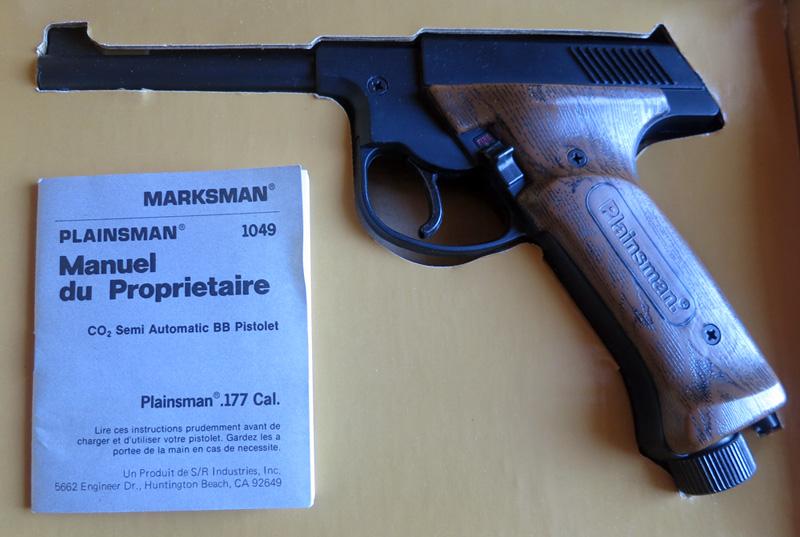 Marksman Plainsman 1049 180803043616353864