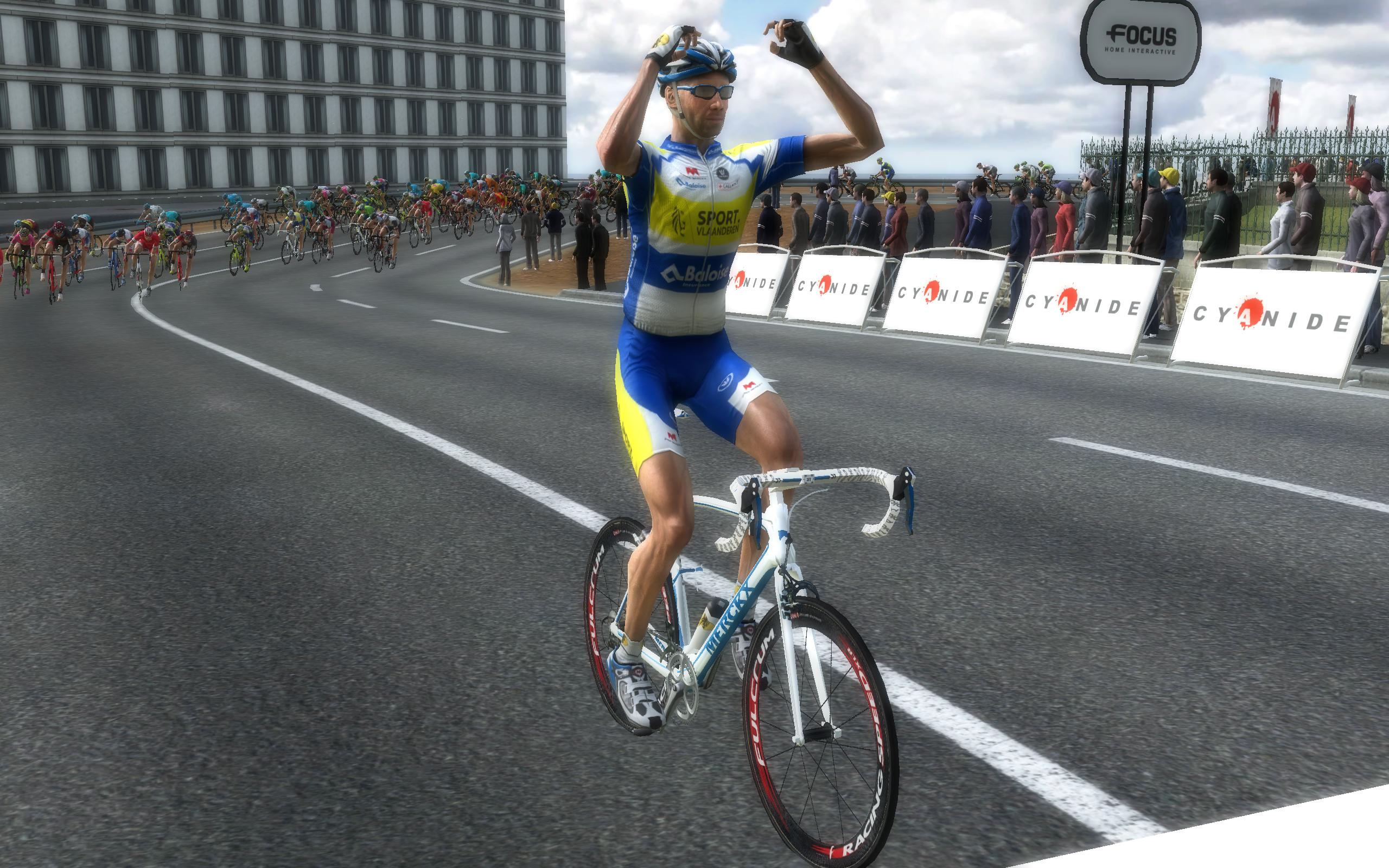 [PCM17] Sport Vlaanderen - Baloise, créatrice de talent - Page 2 180803052808353211