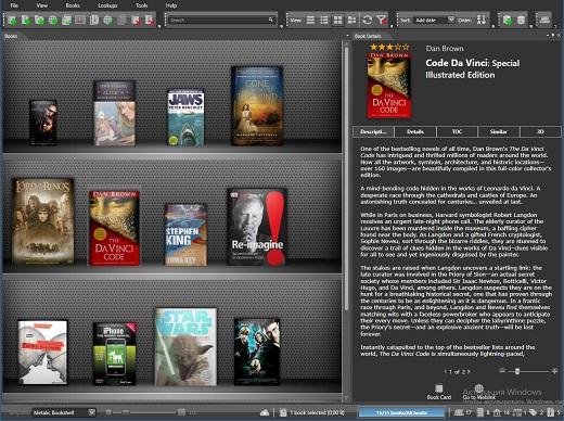 Alfa eBooks Manager Pro / Web v8.4.11.1 Multilingual-P2P