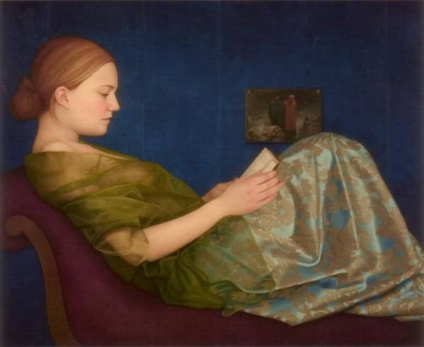 La lecture, une porte ouverte sur un monde enchanté (F.Mauriac) 180804123121449492