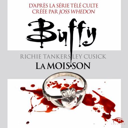Golden, Holder, Tankersley Cusick, Vornholt - Série Buffy (3 Tomes)