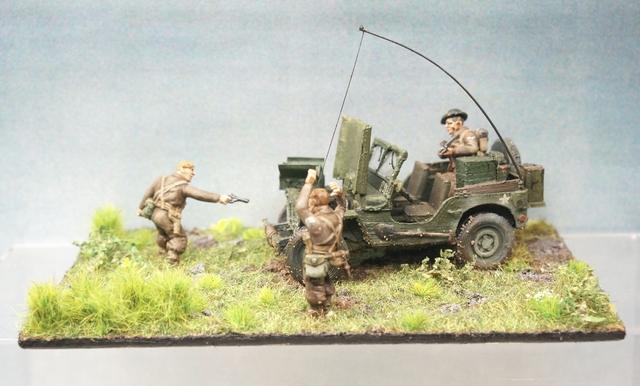 Diorama Willys Jeep impression 3D 180805120110501484