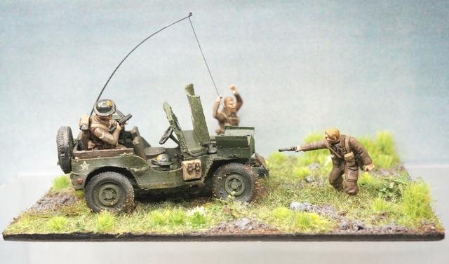 Diorama Willys Jeep impression 3D 180805120123391320