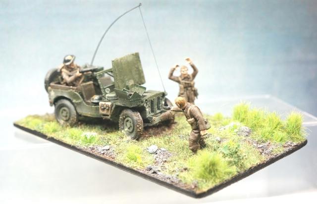Diorama Willys Jeep impression 3D 180805120826162954