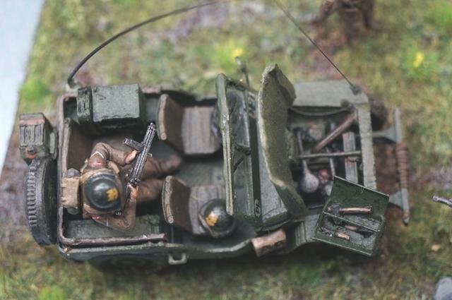 Diorama Willys Jeep impression 3D 180805121540479324