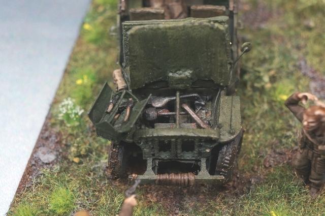 Diorama Willys Jeep impression 3D 180805122138166569