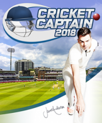 Poster for Cricket Captain 2018
