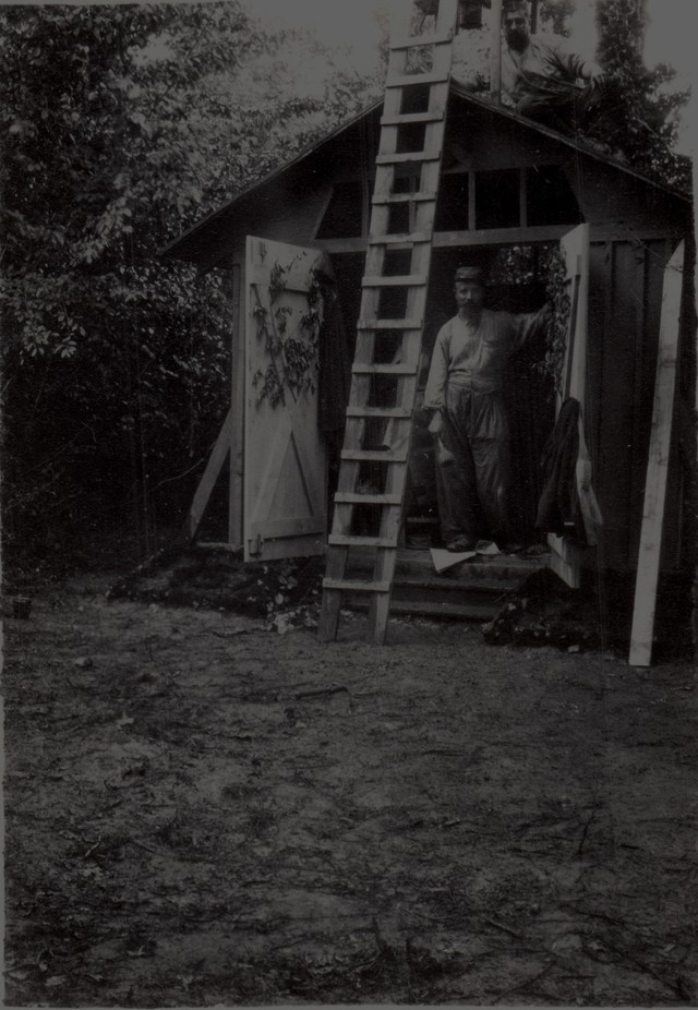 (26) 157ri Flirey construction chapel camp des oursins aout 15 (1)