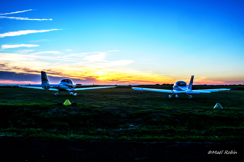 Aérodrome de L'Ile D'Yeu LFEY 18080609354117228