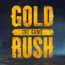 Poster for Gold Rush: The Game