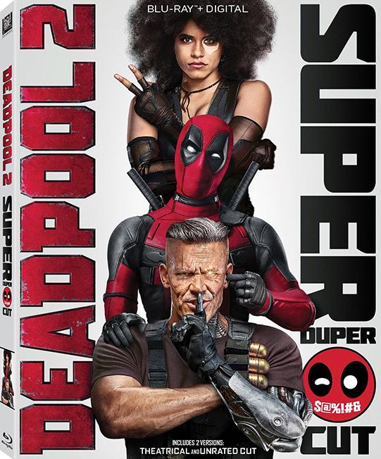 Deadpool 2 (2018) poster image