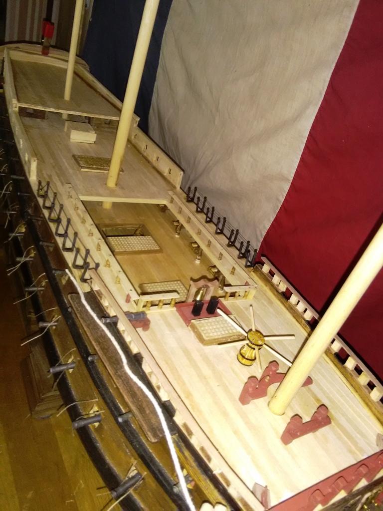 renovation 74 canons d'aprés les plan mantua au 1/75 180807093854418121