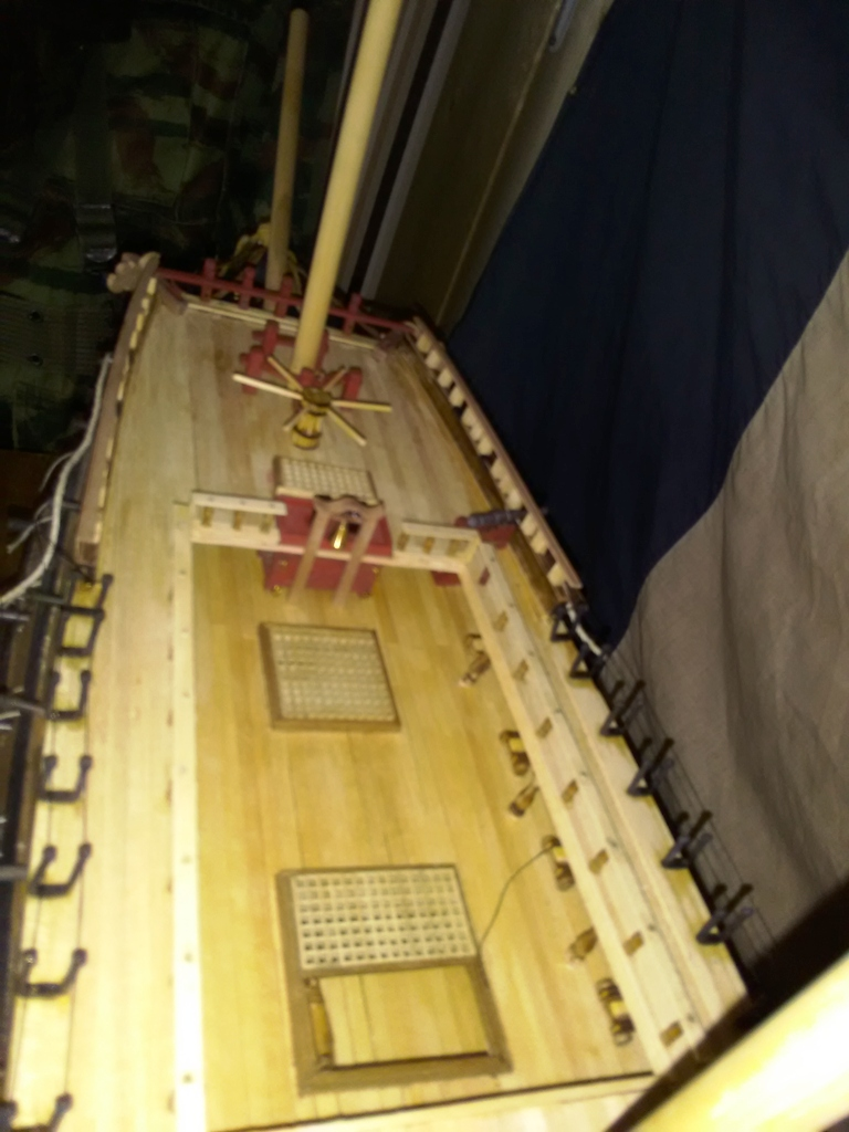 renovation 74 canons d'aprés les plan mantua au 1/75 180807093913396321